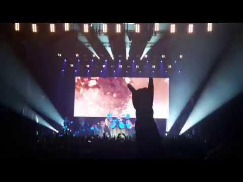 Helloween - Eagle Fly Free live Bratislava 26.11.2017