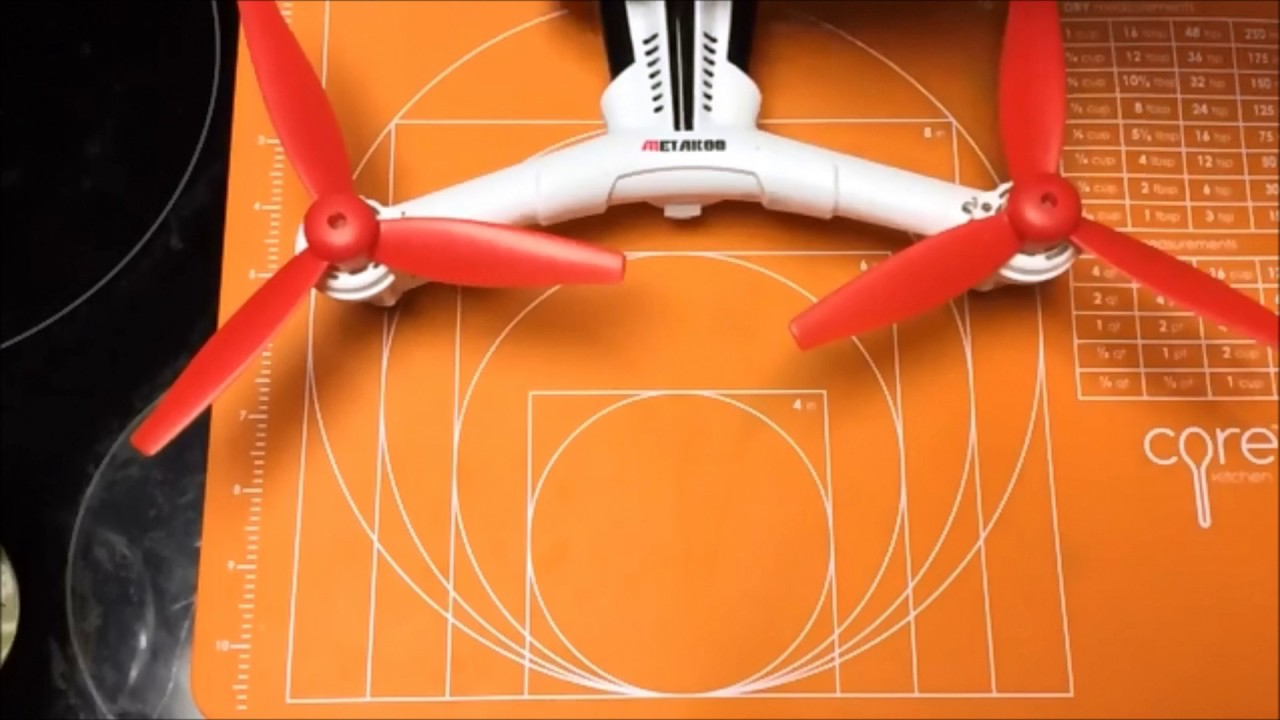 Metakoo X300 Video Drone Instructions - YouTube