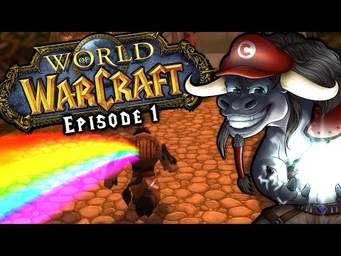 The DERPS of AZEROTH! (World of Warcraft - Episode 1)