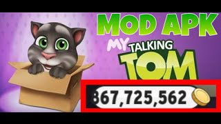 My Talking Tom V4.1.1.9 Mod APK Download + Gameplay