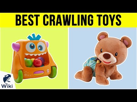 10 Best Crawling Toys 2019