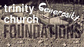 Foundations - Generosity