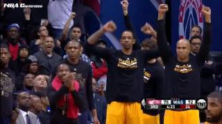 cleveland cavaliers vs washington wizards full game highlights feb 6 2017