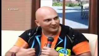 Zumba Romania la Antena 1 Sibiu
