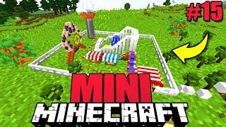 Der KLEINSTE FREIZEITPARK! - Minecraft MINI #15 [Deutsch/HD]