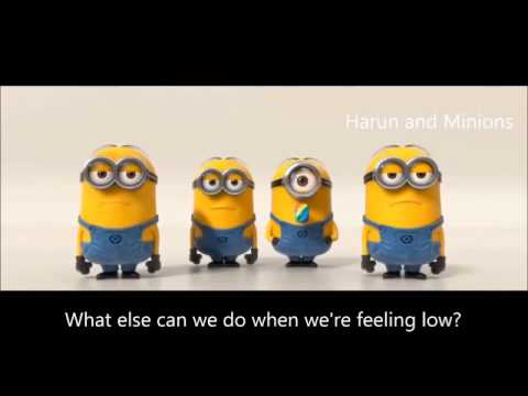 Cold water minions cover