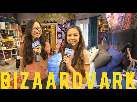 Make Going Viral On Set with BIZAARDVARK Cast Snapshots