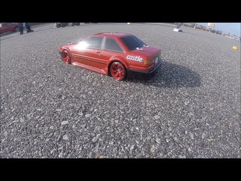 Rc Drag Racing 132FT No Prep All Call Outs Mandatory