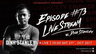 Asia Dance TV - Episode: 73 DJ Dinh Stanley