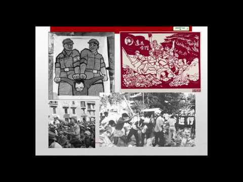 China - Post WW2 and Cultural Revolution