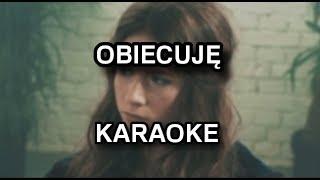 Roksana Węgiel - Obiecuję [karaoke/instrumental] - Polinstrumentalista