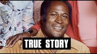 Why John Amos Was Fired From 'Good Times' - Here's Why