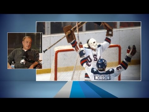 "Legendary Broadcaster Al Michaels Recalls The ""Miracle on Ice"" & More - 2/23/17"