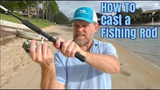 How to Cast a Fisнing Rod For Beginners
