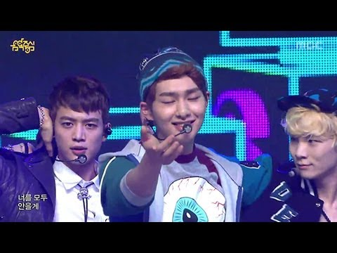 [Comeback Stage] SHINee - Beautiful, 샤이니 - 아름다워, Music Core 20130223