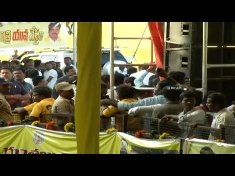 Jalasiriki Harathi Public Meeting by Hon