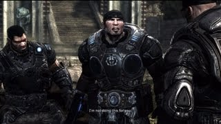 Gears of War Gameplay (PC HD)