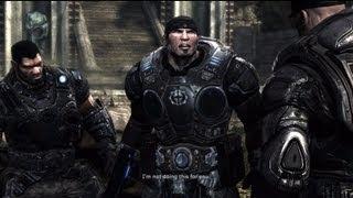 Gears of War Gameplay (PC HD)