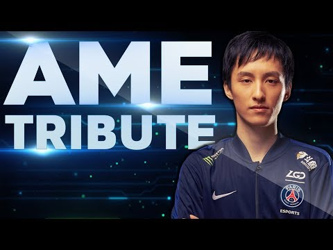 Dota 2 Transfer: Ame To CDEC, Ahjit To PSG.LGD - Epic LGD.Ame Tribute Movie Dota 2 Best Plays