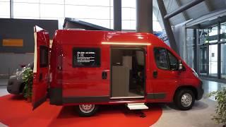 Clever Vans Citi 500 campervan review
