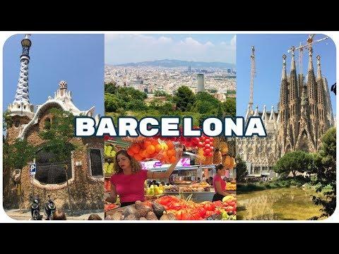 Barcelona - Top Attractions (Full HD)