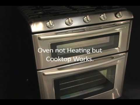 Gas Oven - Turning Off Gas Supply