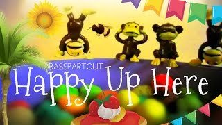 happy upbeat ukulele background music for video happy up here