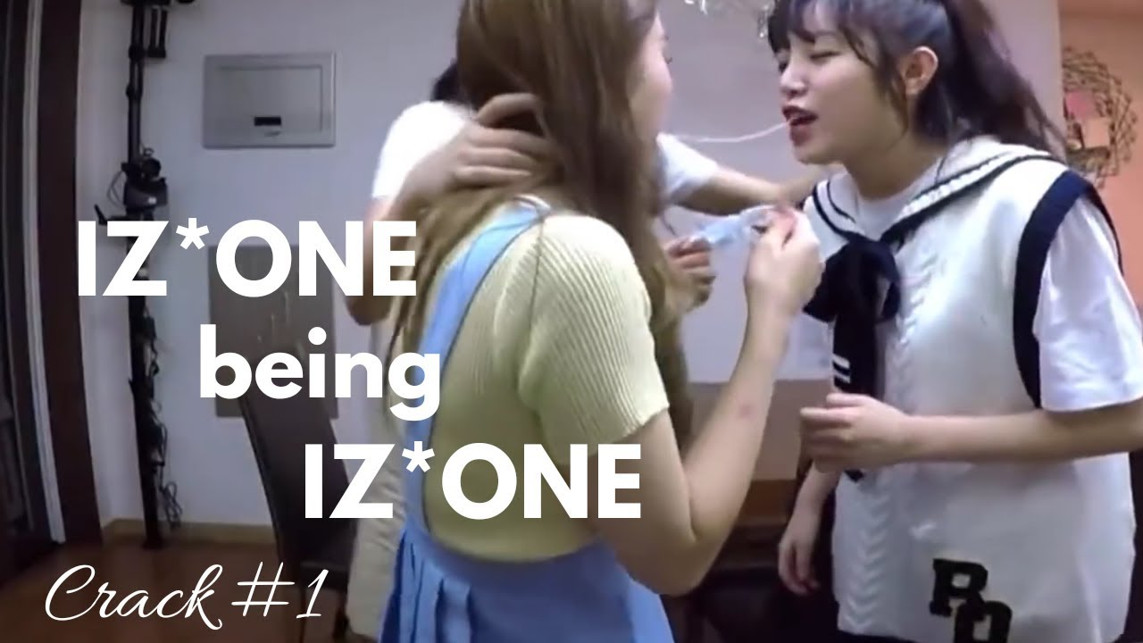 IZ*ONE ON CRACK#1 by twicemamapink TV