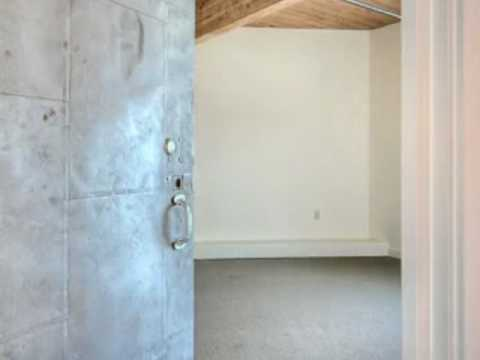 Historic and new 1BR Loft for sale on Capitol Hill