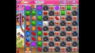 Candy Crush Saga Level 540 -- 4m07s -- Bug