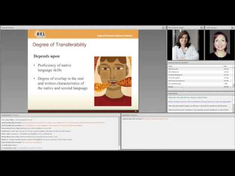 Part 2: Building Biliteracy Instruction, Programs, and Services - Main Presentation