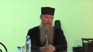 монах Арсеније Јовановић -  духовне вечери у Чачку  (лето Господње 2015)