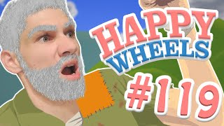 "Happy Wheels #119 - ""Wróżbita LJay?!"""