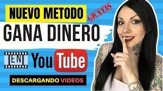 🙊 Como GANAR DINERO en Youtube SIN HACER VIDEOS [NUEVO ME...