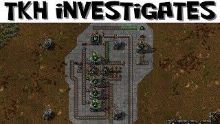 Factorio Tutorial - Uranium Processing: Ore to Fuel Cell (v 0.15.x)