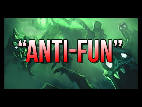 """The Issue with Yorick and being """"Anti-Fun"""""""