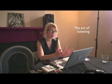 SU Masterclass 9: Gail Priest on a Brief History of Experimental Music