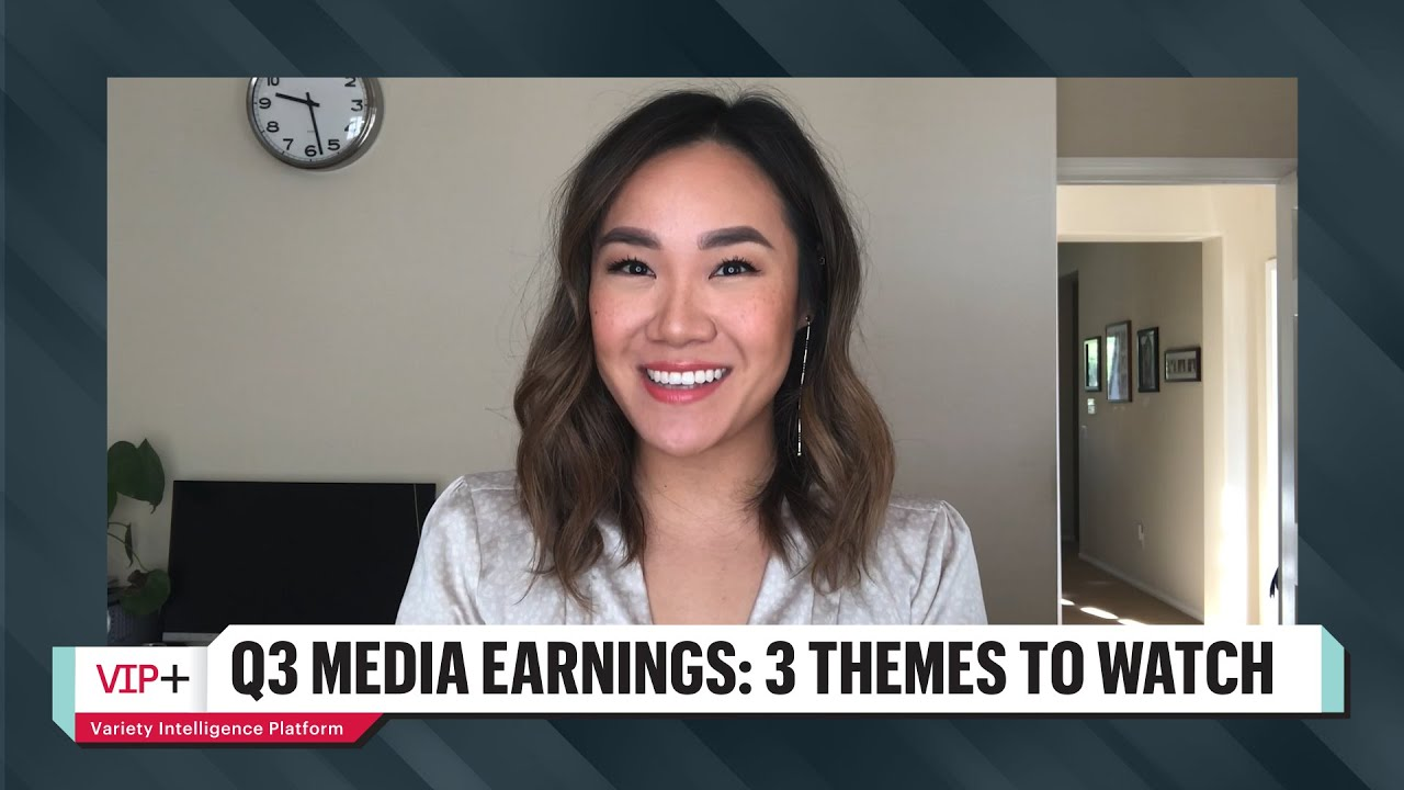 What To Expect from Q3 Media Earnings