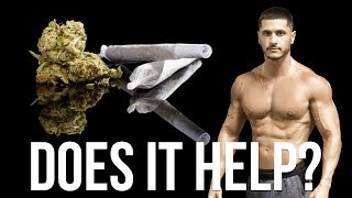 Smoking Weed May Boost Workout Performance