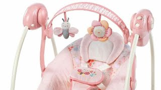 Best Baby Swing 2019/Unboxing Review and Demo/mom must have/portable swing