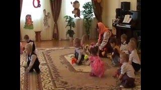 8 Марта Танец с цветами (1 мл. гр) детский сад 15
