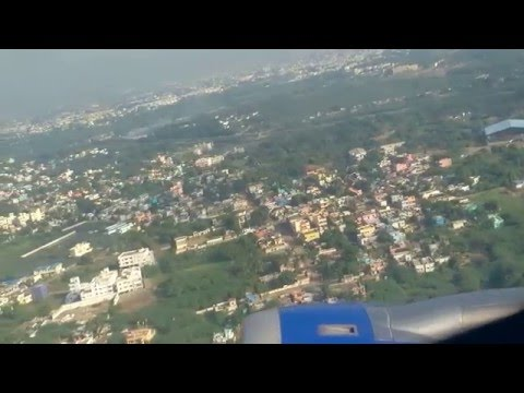 My First Air travel from Chennai to Kolkata  Kishor Chakrabortty
