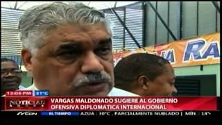 Vargas Maldonado sugiere al gobierno ofensiva diplomática internacional 2017 Video