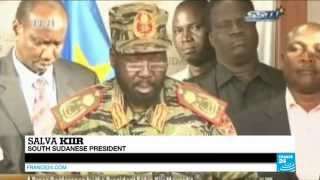 South Sudan peace talks: government and rebels sign peace deal