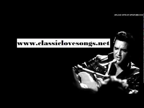 LOVE ME TENDER - ELVIS PRESLEY - Classic Love Songs - 50s Music
