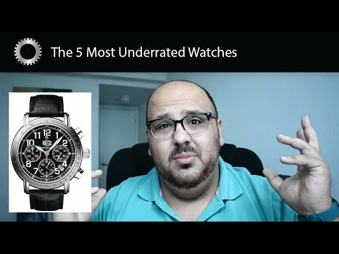 The 5 Most Underrated Watches On The Market - Federico Talks Watches