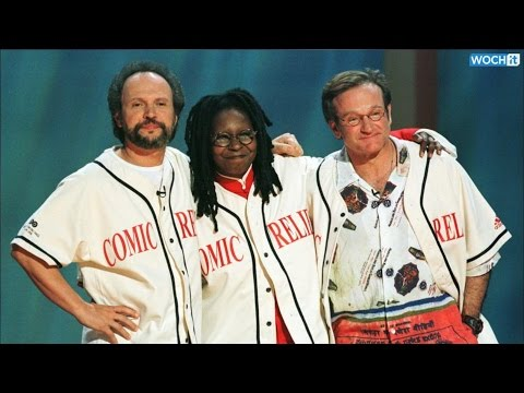 "Billy Crystal And Whoopi Goldberg React In Kind To Robin Williams' Death: ""No Words"""