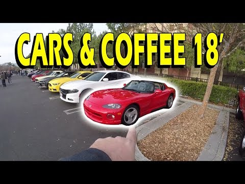 Lethal Camaro Meet-up and TVME Cars & Coffee - January 6th, 2018