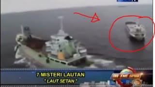 7 Misteri Lautan Segitiga Bermuda.  On The Spot Trans 7 Terbaru 21 12 2014