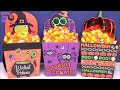 Halloween Surprises Glow in DARK Shopkins Pumpkins Kinder Despicable ME Toys